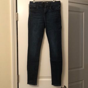 Express ultimate stretch jeans size 2